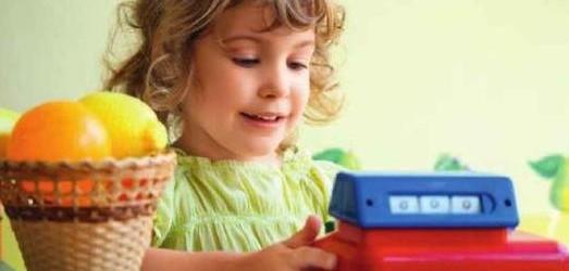 Экономические игры для малышей