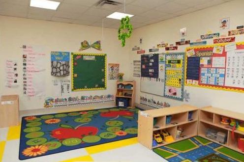 Как создать интерьер в детском садике