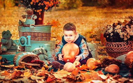 Детский фотограф — фотосессия детей