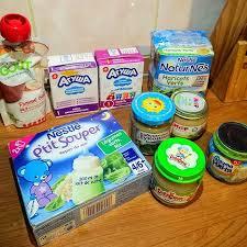 Детское питание: упаковки из пластика приводят к ожирению и диабету